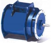 AAE074 37 kW Winch Electric Motors