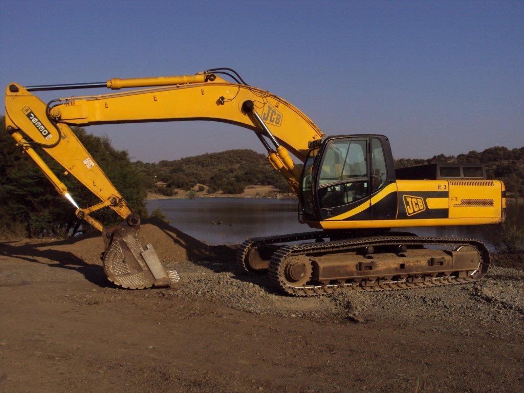 EAC113 JCB JS330 Excavator 1
