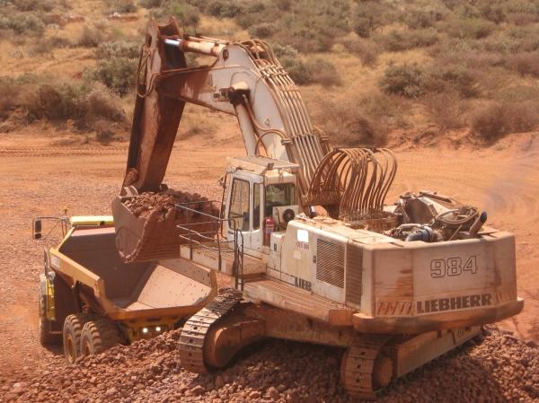 EAC188 Liebherr Excavators 1