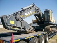 EAC227 Volvo Excavator 1