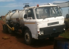 EAS044  Ford Water Tanker