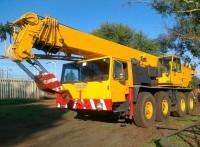 HAA065 Liebherr All Terrain Crane 1