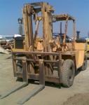 HAG063  Komatsu Forklift