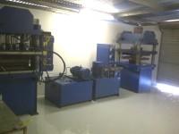 JAQ011  2 Only 80 Ton Hydraulic presses