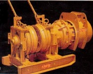 JAS006 Double Drum Winch