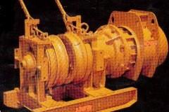 JAS006 Double Drum Winch