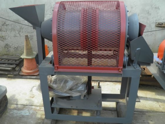 MAG009  Ball Mill 1