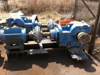 MAO196 Flender Gearboxes