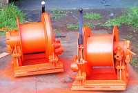 MAOB071 Reconditioned Toku Pneumatic Winches