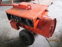 MAY082 Esab KSB 375Welder & Generator
