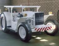 UAI069 Massey Ferguson Flameproof Tractors 1