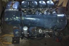 UAK089 Deutz F4L912 Engine