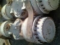 UAK123 91 D Axles