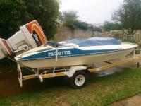 VAG013 Ski Boat 1