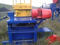 DAC521 Telsmith Cone Crusher 1