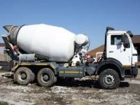 LAH016 Concrete Transporters
