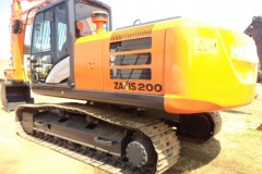EAC264 Hitachi Excavator 1