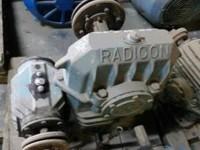JAG067 Radicon Gearbox