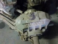 JAG075 Radicon Gearbox