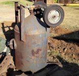 JAQ057 Sand Blasting Pot 1