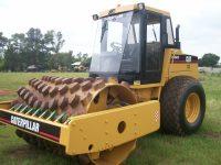 EAM081 Caterpillar Roller 1