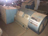 AAA191 400 kW Electric Motor 1