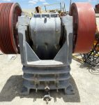 DAJ587 14 x 24 Jaw Crusher
