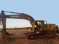 EAC316 Volvo Excavator
