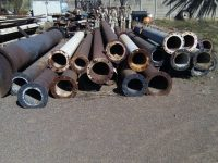 JAI050 Steel Pipes 1