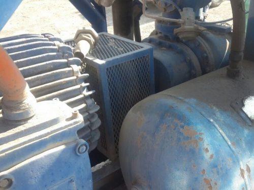 Jac038 Southern Denver Compressor 75 Kw Electric Motor