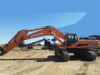 EAC343 Excavator