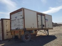 VAD115 Container Trailer