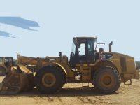 EAB340 Caterpillar FEL