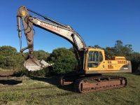 EAC350 Excavator
