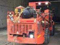 UAC124 Drill Rig 1