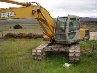 EAC363 Excavator 1