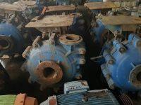 JAK128 Pumps