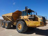 EAA320 Dump Truck 1