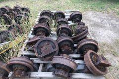 UAN085 Steel Wheels