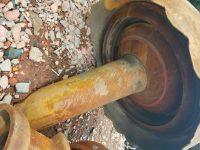 DAC589 Main shaft 1