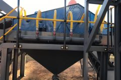 CAA403 Vibrating Screen 1