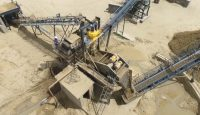MAB072 Sand Washing Plant 1