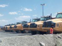 EAA337 Dump Trucks