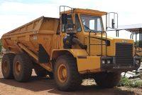 EAA338 Dump Truck 1